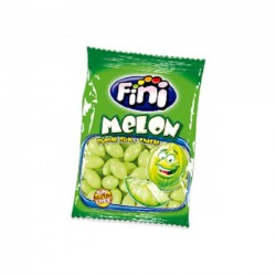 FINI - MELON BUBBLE GUM - CHICLE - 100g