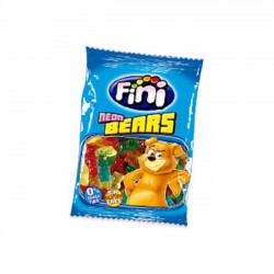 FINI - Neon Bears - Oursons Brillants - 100g