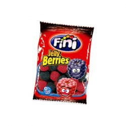 FINI - Jelly Berries - Mures et Framboises - 100g