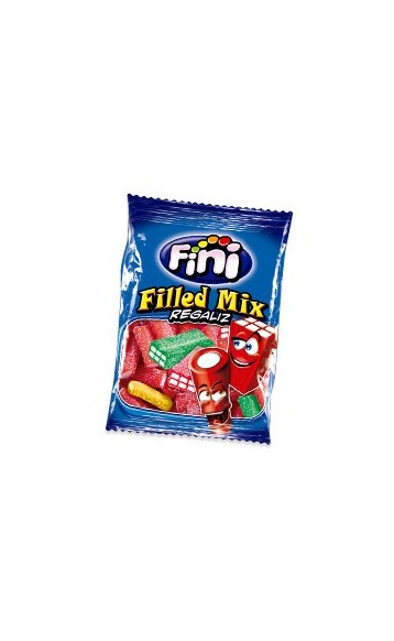 Fini - Filled Mix Regaliz - 100g