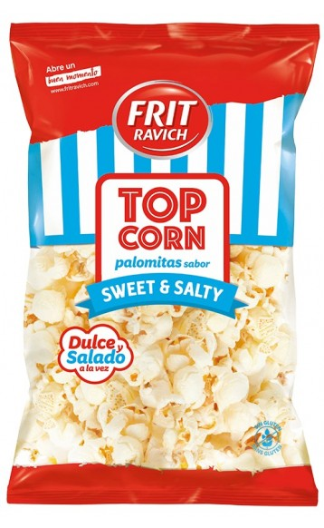 Pop Corn Sucré - Salé  120g