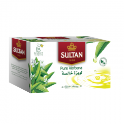 Infusion - Sultan Nature - Pure Verveine