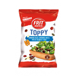 Toppy Cranberry / Amande - 80g